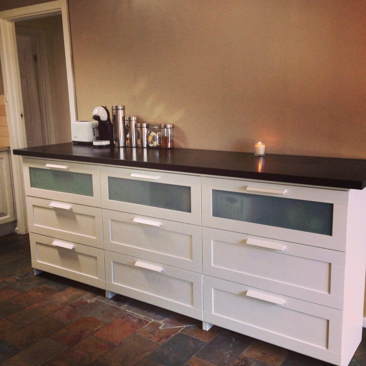 Kitchen Hacks Facebook: Ikea Brimnes For Kitchen