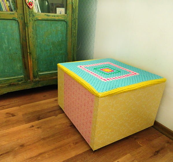 Sofas stools archives page 3 of 4 ikea hackers - Ikea hack storage ottoman ...