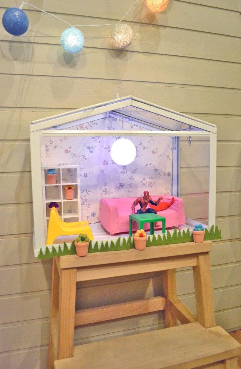 Socker Dollhouse Ikea Hackers