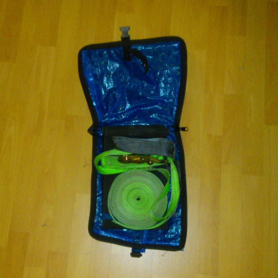 FRAKTA Slackline Bag/ Picnic Blanket & FRAKTA Slackline Bag/ Picnic Blanket - IKEA Hackers