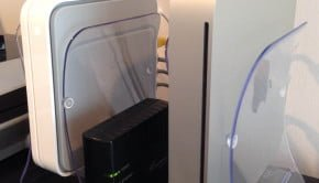 Airport Extreme Base Station and Mac Mini Server