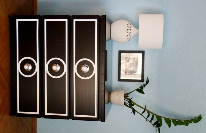 malm dresser goes hollywood regency ikea hackers ikea hackers. Black Bedroom Furniture Sets. Home Design Ideas