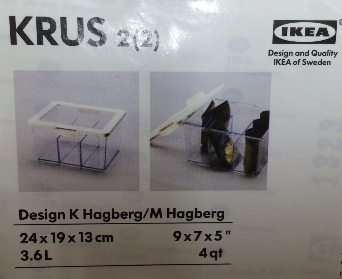 Turn Krus Into A Fantastic Cigar Humidor Ikea Hackers