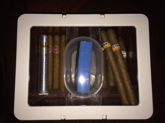 KRUS Filled with Some Cigars