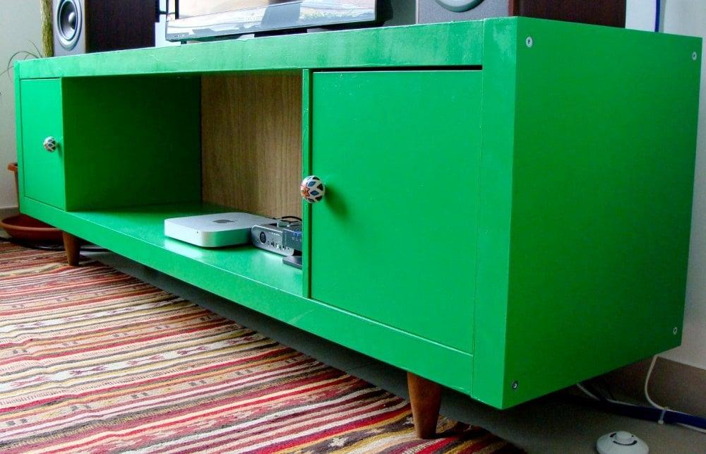 tv bank vintage latest meuble tv sono luxury vintage industrial tv media stand retro urban. Black Bedroom Furniture Sets. Home Design Ideas