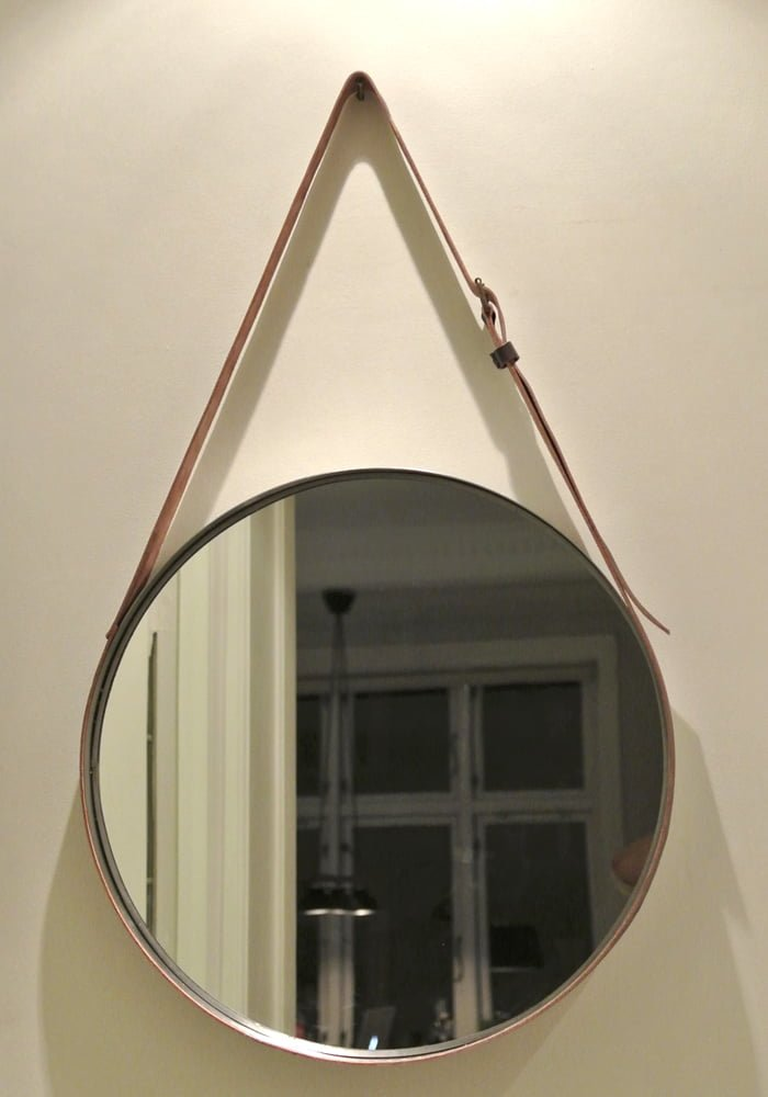 Make your mirror look like 1000 ikea hackers for Making mirrors