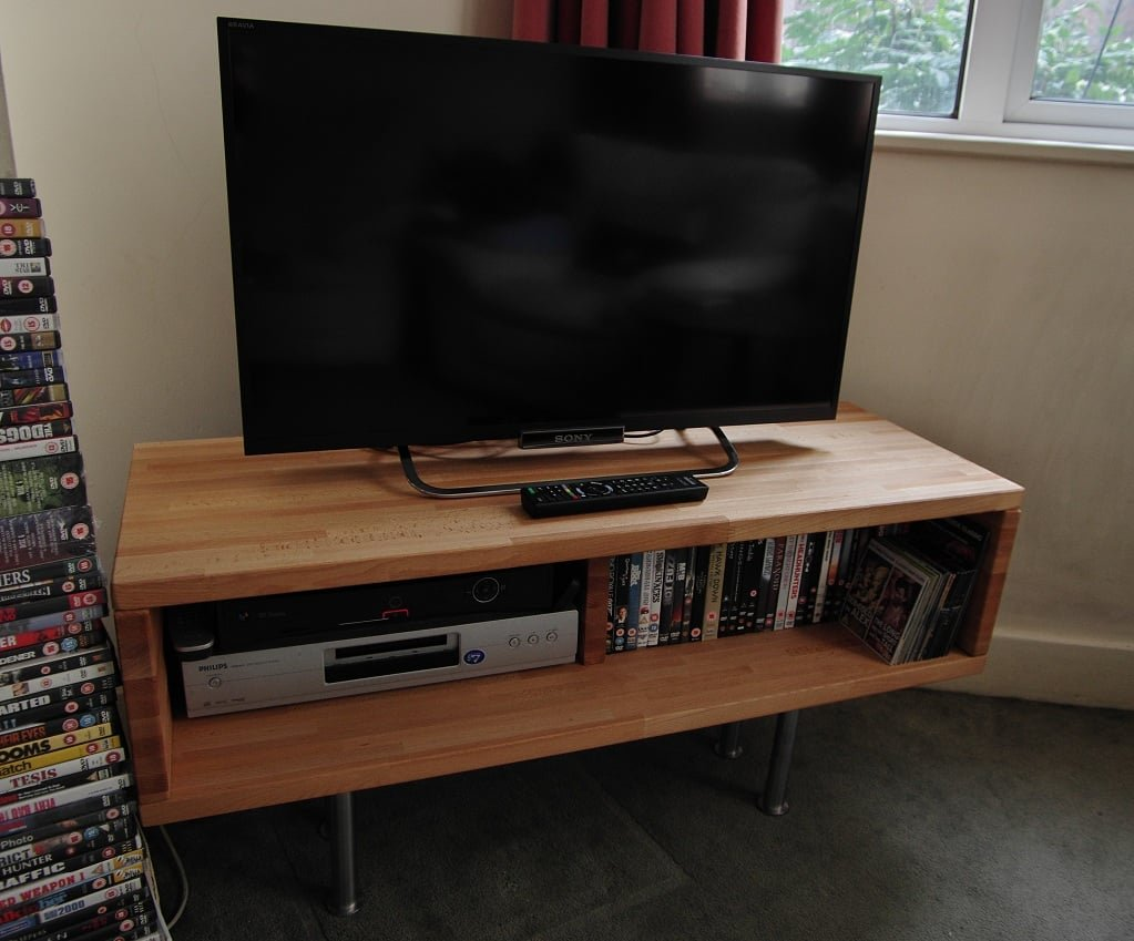Solid Tv Stand From Lagan Countertop