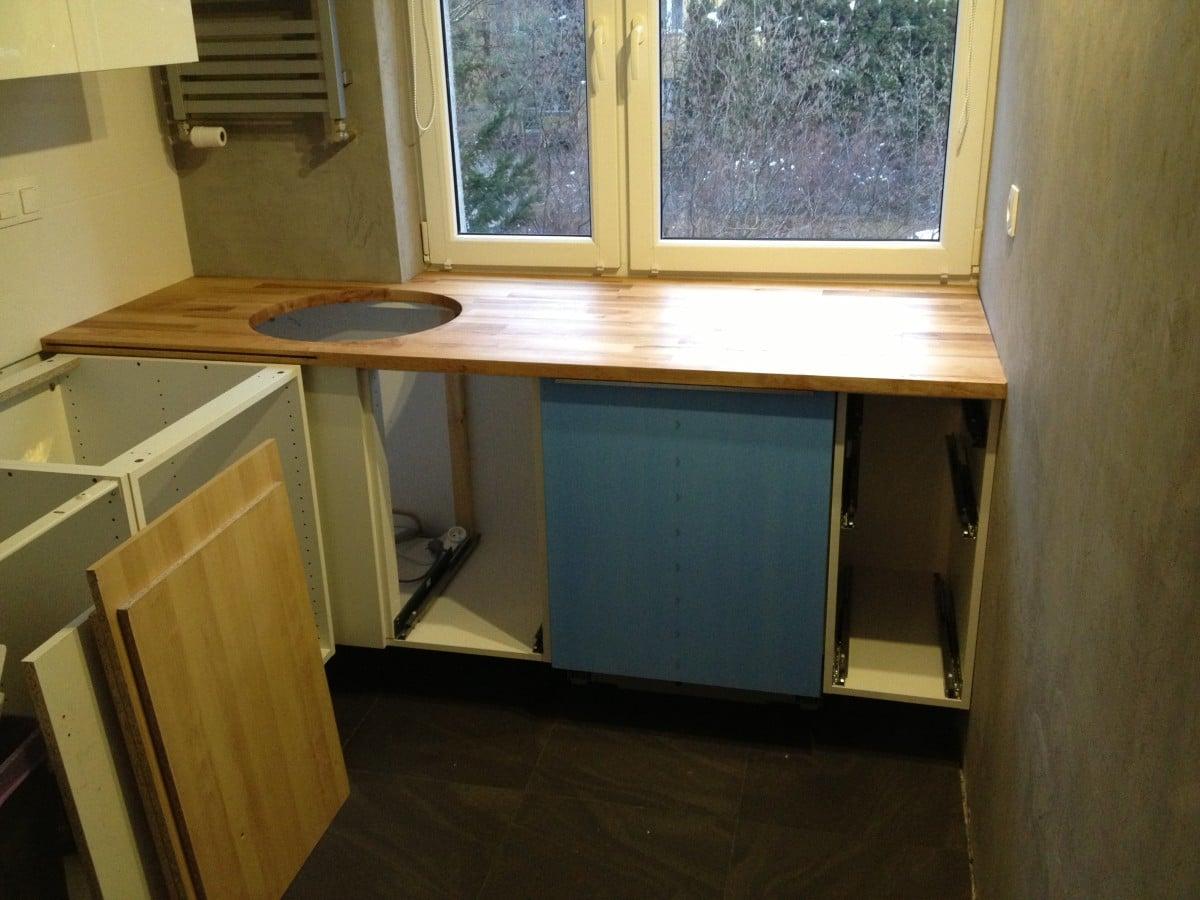 Faktum corner sink cabinet - IKEA Hackers - IKEA Hackers
