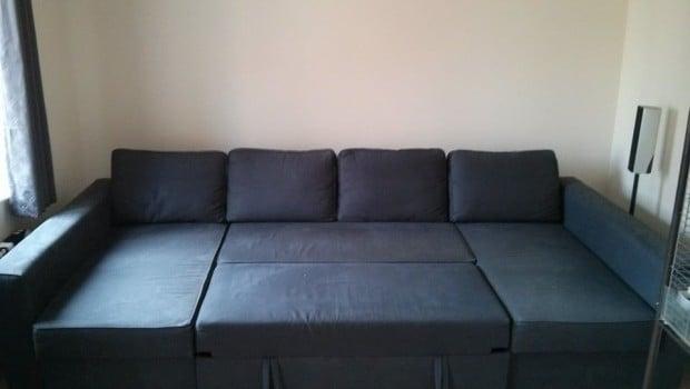 Manstad Manstad Massive U Shaped Sofabed Ikea