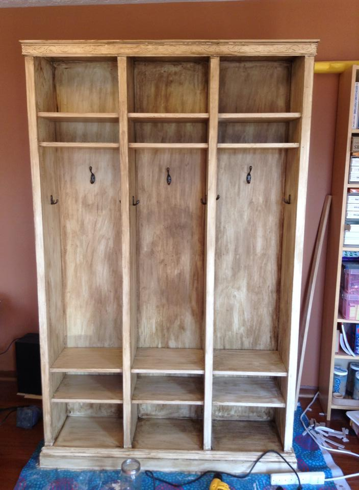 Free Standing Billy Lockers