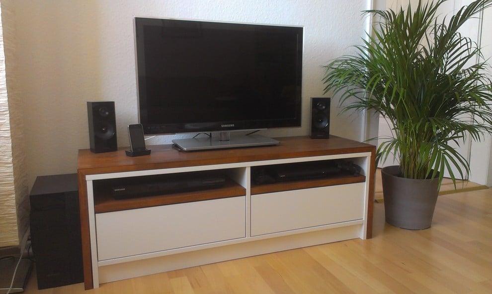Stylish Benno Tv Cabinet Ikea Hackers