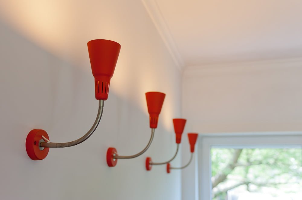 Bedroom hanging lamps - The Result Is A Clean Look With No Wires Hanging And A Smooth Ambient