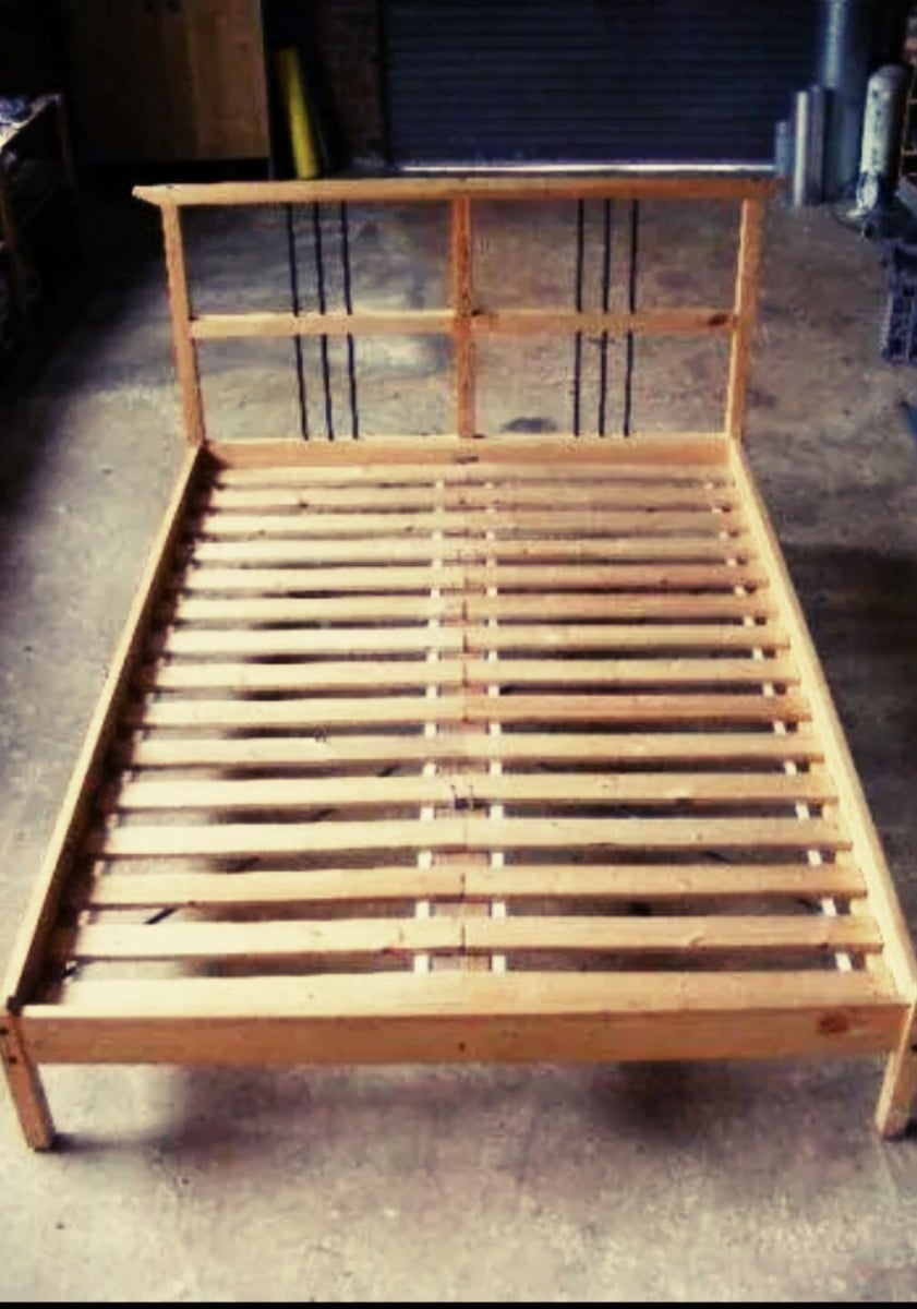 Dalselv Bed Gets Cushy New Life Ikea Hackers