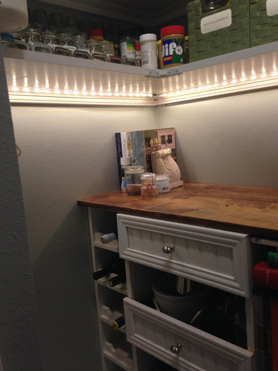 A butler 39 s pantry ikea hackers ikea hackers for Ikea butlers pantry