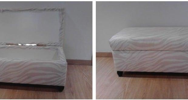 Malm Bench Into Ottoman Ikea Hackers Ikea Hackers