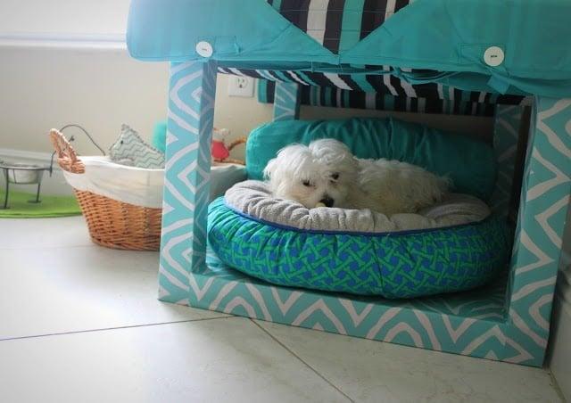 Ikea Lack Dog House