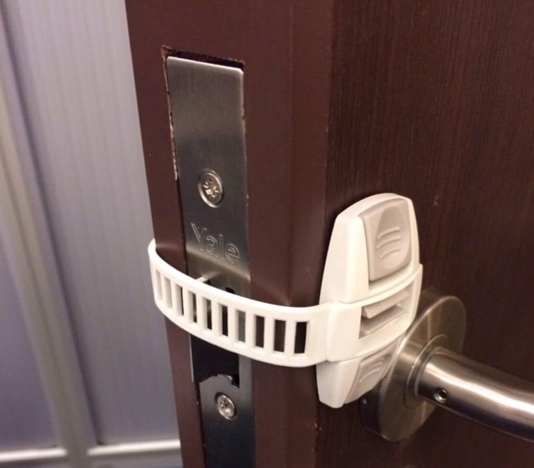 Temporarily Disable Auto Lock Door Ikea Hackers Ikea