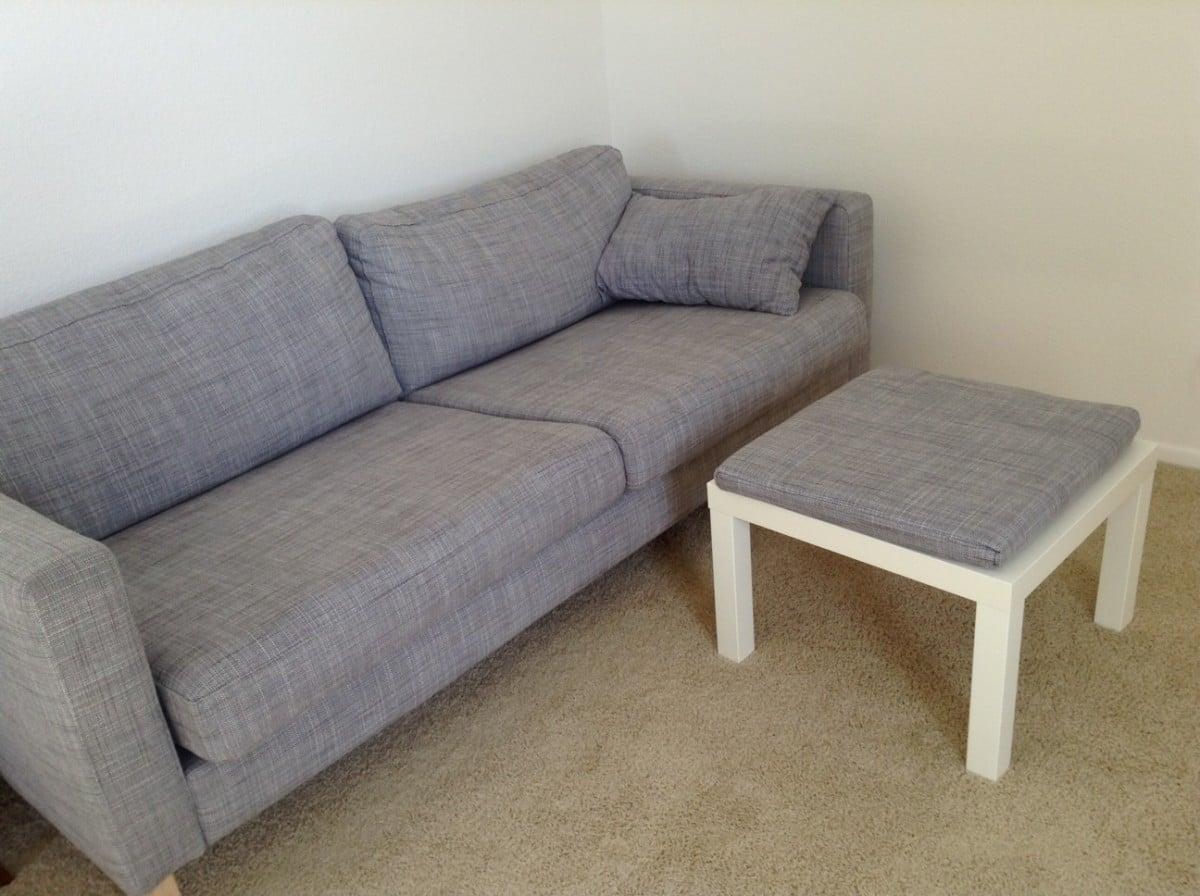 easiest lack footstool hack ever ikea hackers ikea hackers. Black Bedroom Furniture Sets. Home Design Ideas