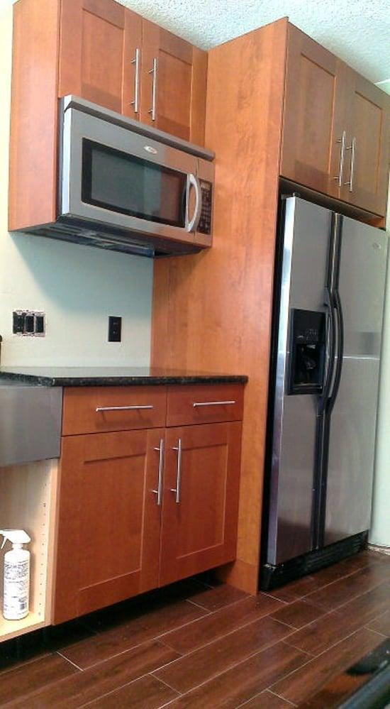 Built In For Refrigerator Ikea Ers, Ikea Kitchen Cabinet Fridge