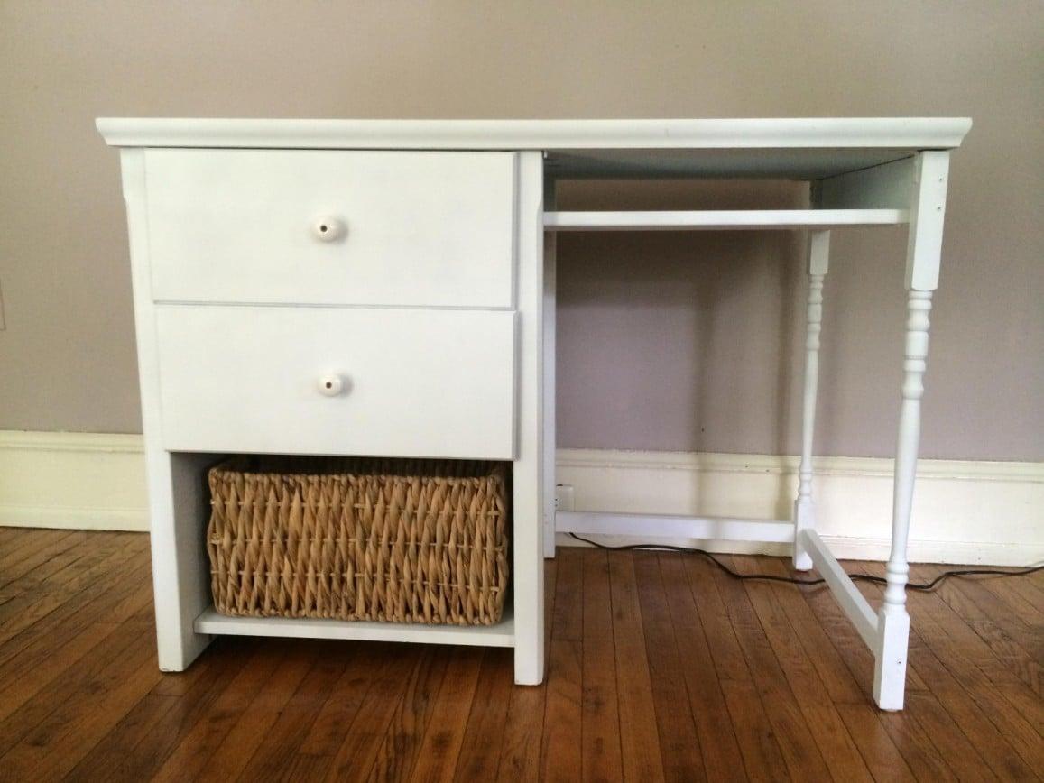 Markör TV Cabinet Turned Desk