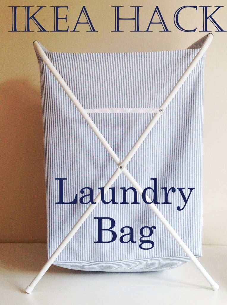 ikea jall fabric laundry bag