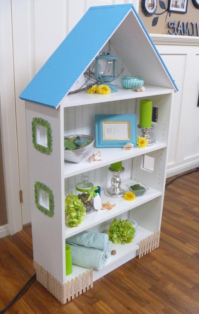 Dollhouse Bookcase Billy Hack Ikea Hackers Ikea Hackers