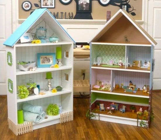 IKEA Dollhouse Bookcase
