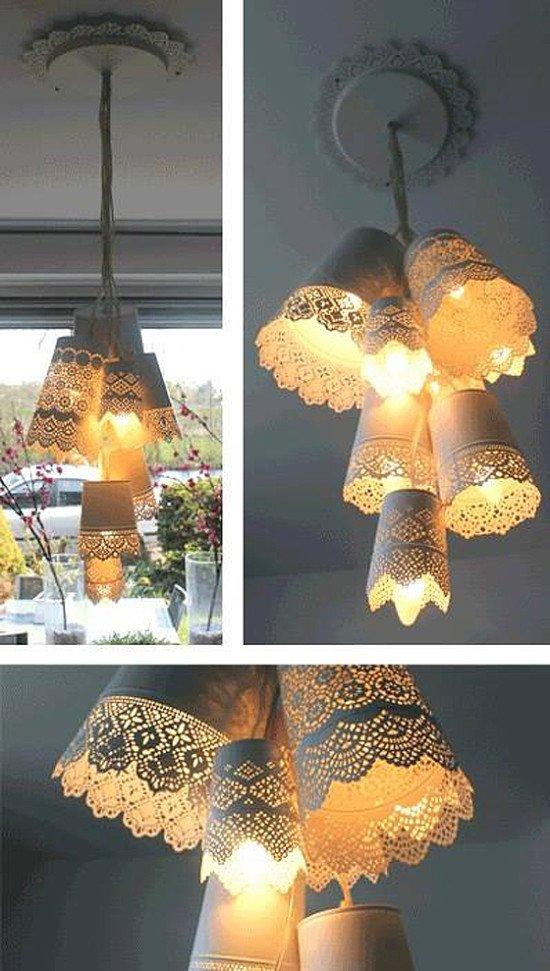flower pots lamp bundle ikea hackers ikea hackers. Black Bedroom Furniture Sets. Home Design Ideas