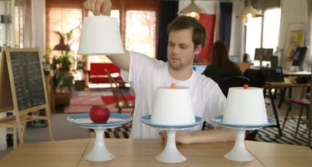 IKEA cake lamp the takes Hackers LAMPAN UqSpzVGM