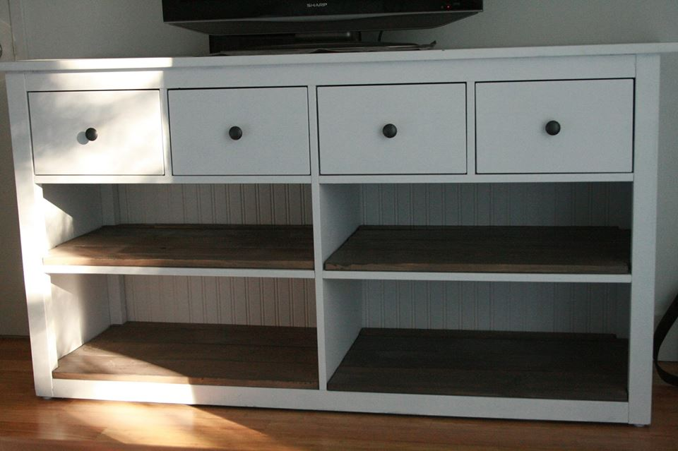 Hemnes Lightens Up Ikea Hackers