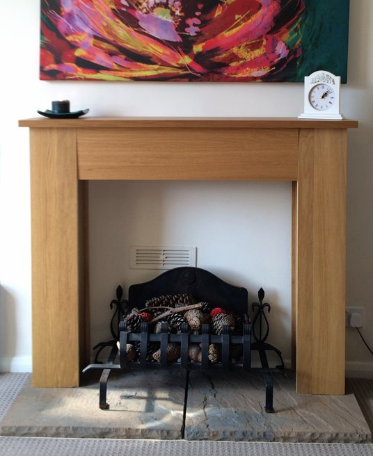 Mantlepiece with DVD storage - IKEA Hackers - IKEA Hackers