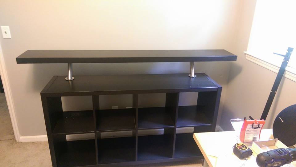ikea expedit kallax hack for dj 39 s ikea hackers ikea. Black Bedroom Furniture Sets. Home Design Ideas