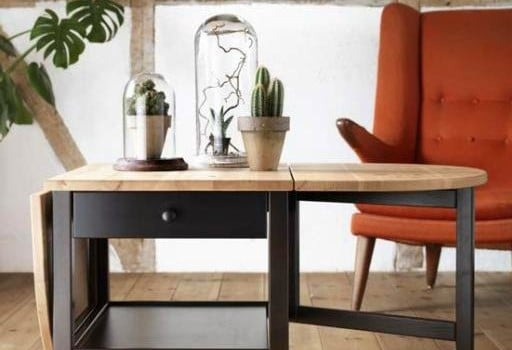 ARKELSTORP drop leaf table