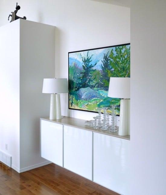 DIY Ikea Credenza