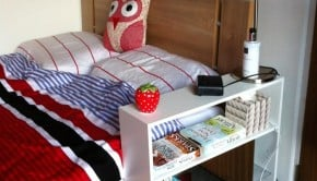 IKEAhack night stand