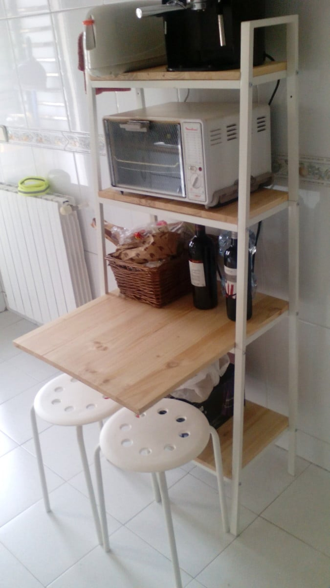Hack For Small Kitchen