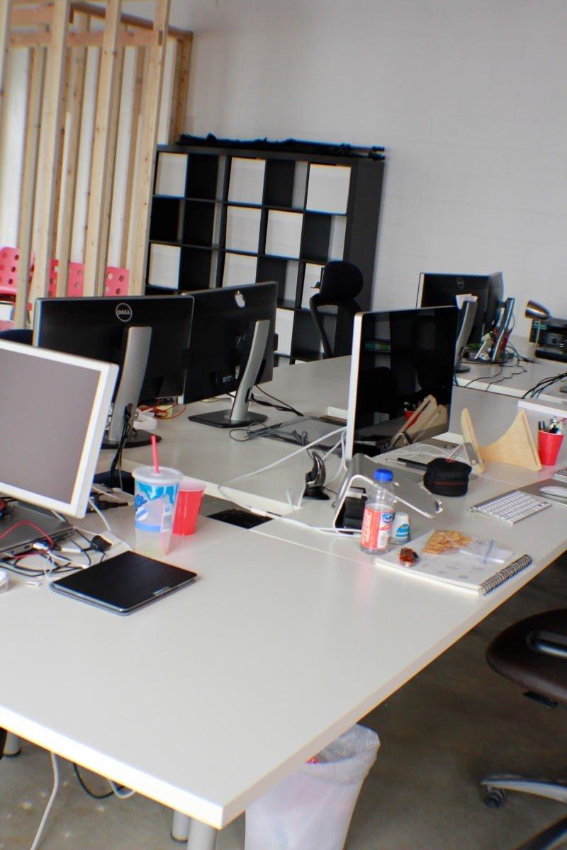 Giant Work Desk