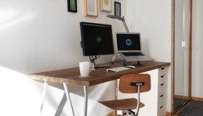 Rob Cerrato Ikea Desk