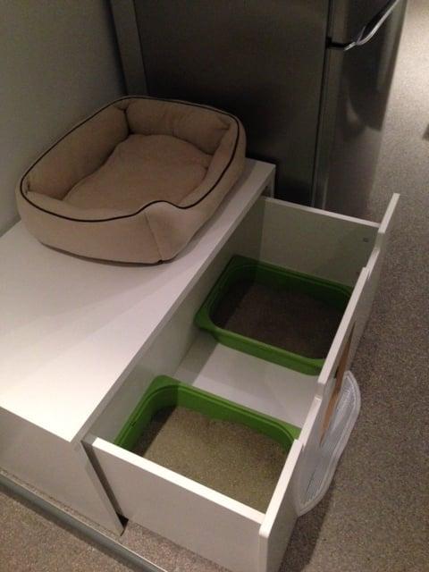stuva litterbox for 4 kitties ikea hackers ikea hackers. Black Bedroom Furniture Sets. Home Design Ideas