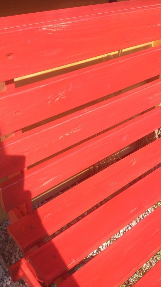 red bench2