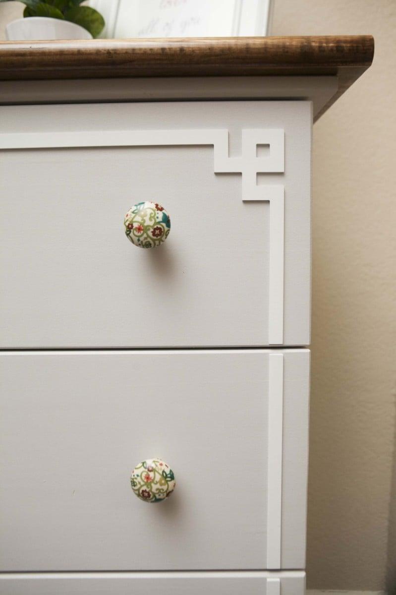 Tarva Dresser all dressed up in 3 easy steps - IKEA Hackers - IKEA ...