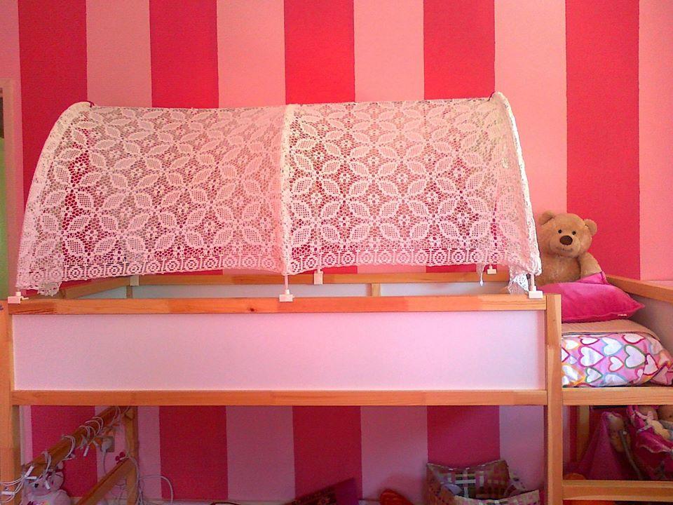 New Kura bed tent   IKEA Hackers