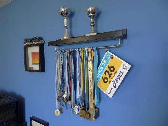 Medal Hanger IKEA Hackers