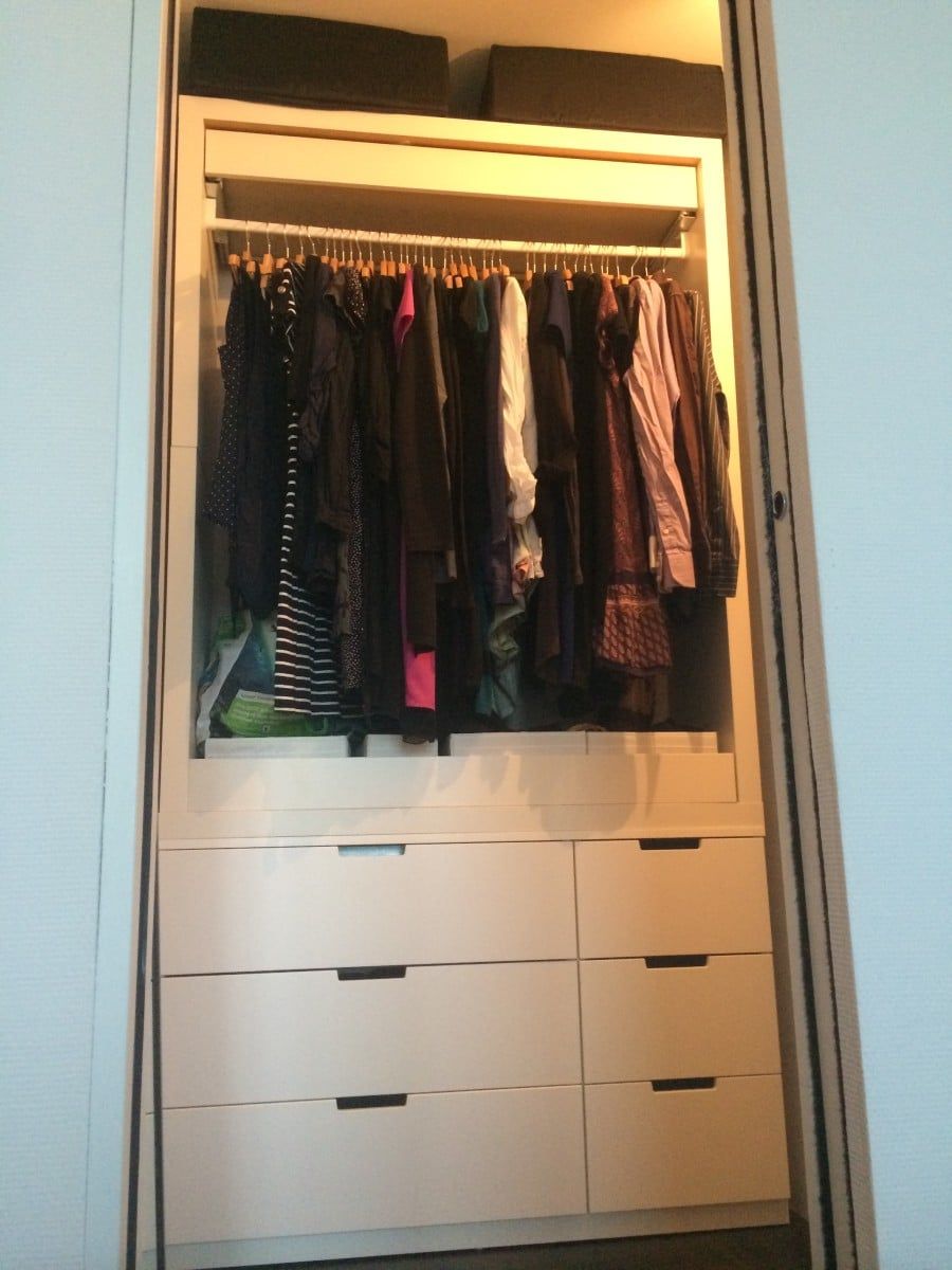 Add Drawers For Closets Aka Ikea Hack Your Built In Wardrobe