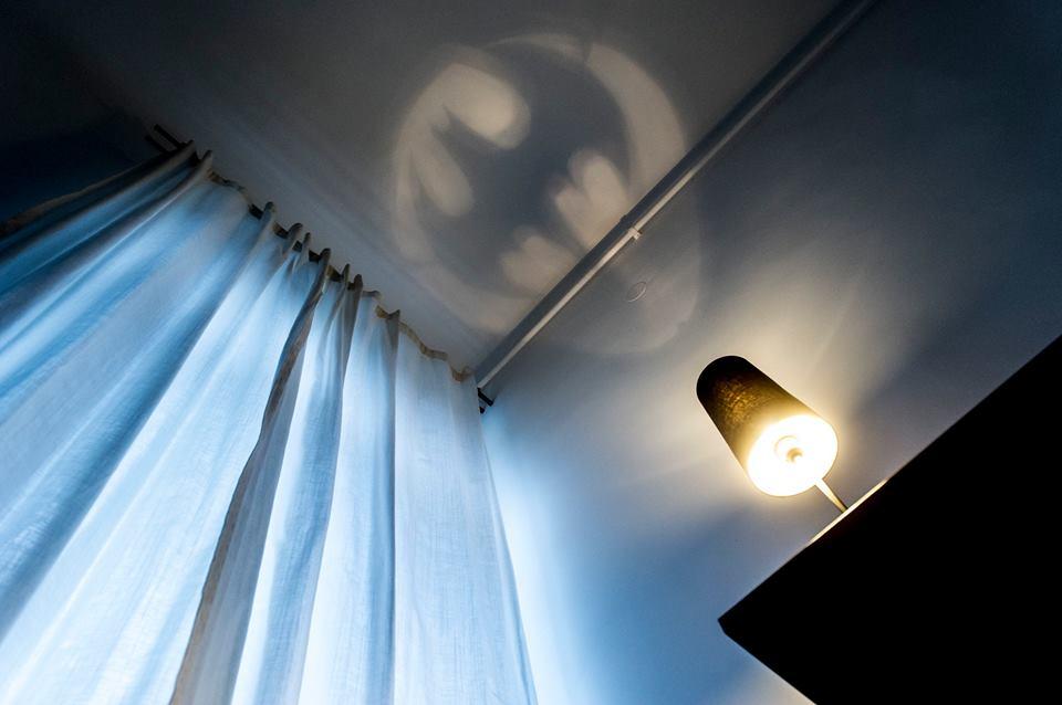 Calling For Batman Ikea Hackers