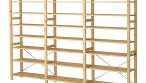 ivar shelves