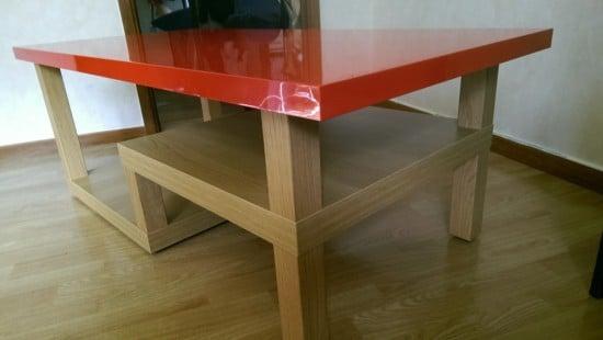 lack table 21