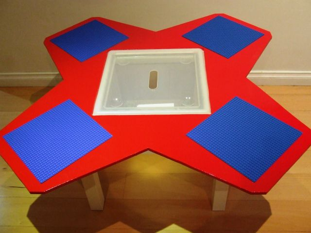 lego table for 4