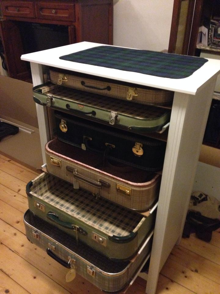Dealing With Baggage Suitcase Cabinets Ikea Hackers