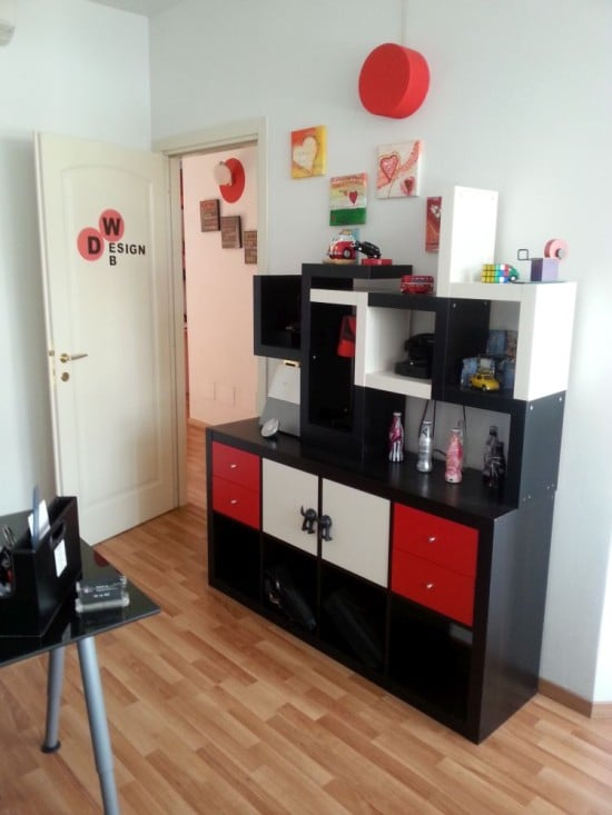 sideboard revival with lack and kallax ikea hackers. Black Bedroom Furniture Sets. Home Design Ideas